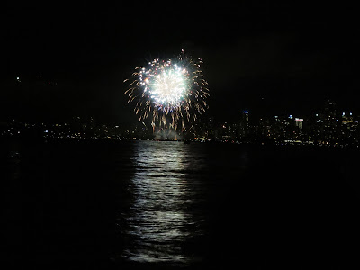 Vancouver International Firework Competition