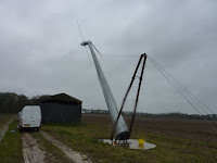 Cranmer's Turbine continues to generate power