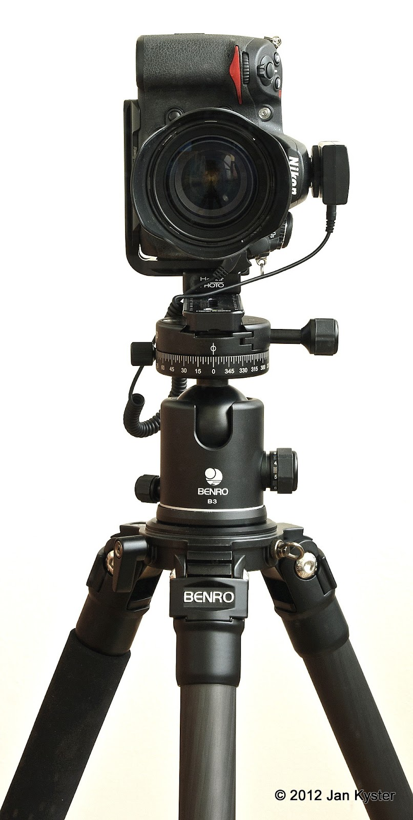 Nikon 300s w/ RRS L bracket + Phottix remote on Benro C3770T CF Tripod w/ Benro B-3 + Benro PC-1