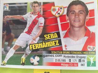Seba Fernández último fichaje 62