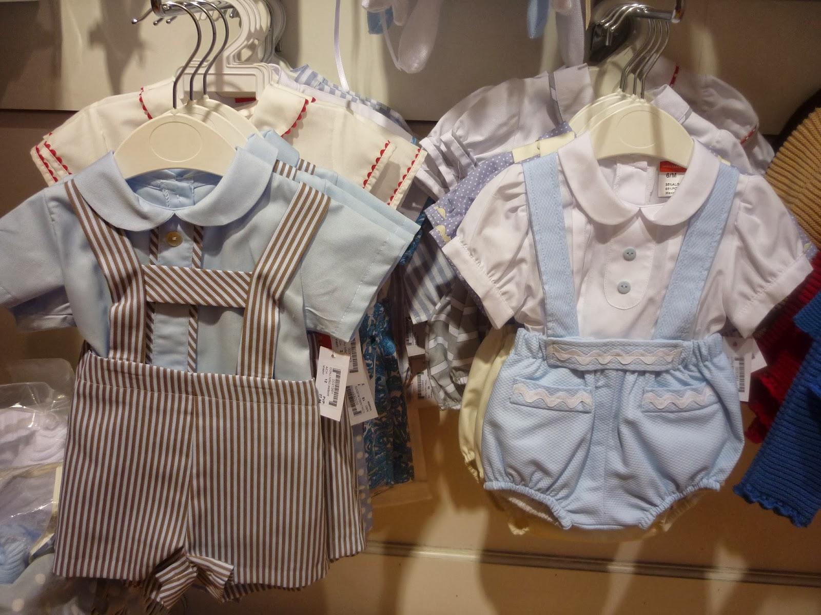 ropa de bebe barata en c&a madrid