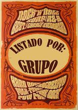 LISTADO DE DVDS POR GRUPOS:
