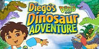 Диего и Алиса в стране динозавров - Diego and Alicia Dinosaur Adventure