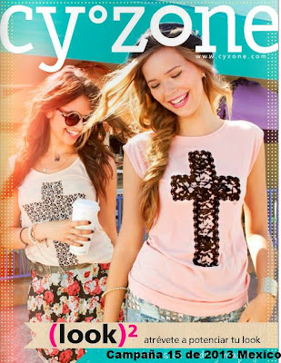 catalogo cyzone mexico c-15 2013