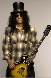 Guitarrista Slash, ex-Guns N' Roses