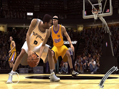NBA Live 08 Screenshots