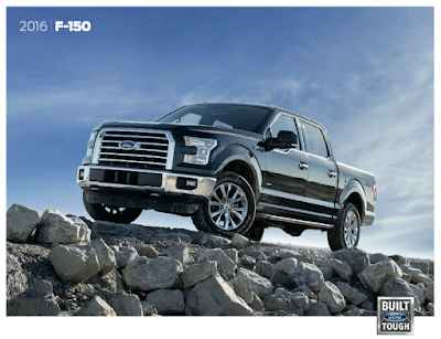Downloadable 2016 Ford F-150 Brochure