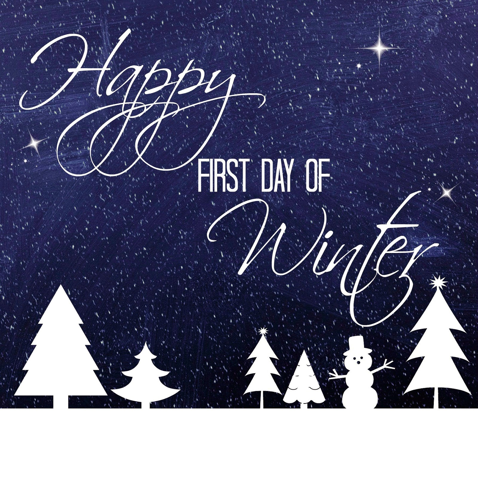 Image result for it's the first day of winter
