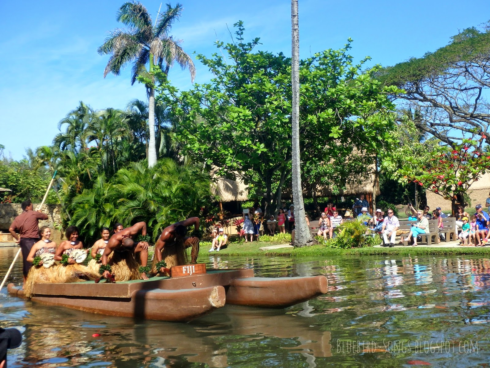 Oahu Polynesian Cultural Center Tours