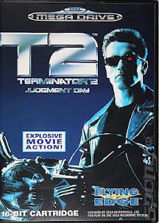 Terminator 2 Sega