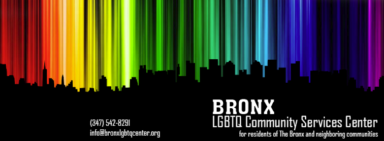 The LGBTQ Community Services Center of The Bronx, Incorporated d/b/a Bronx LGBTQ Center
