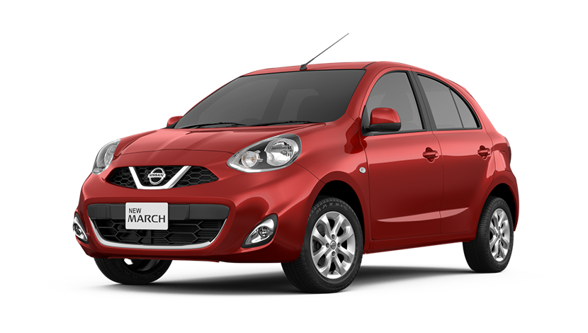 Gambar Nissan March 2015
