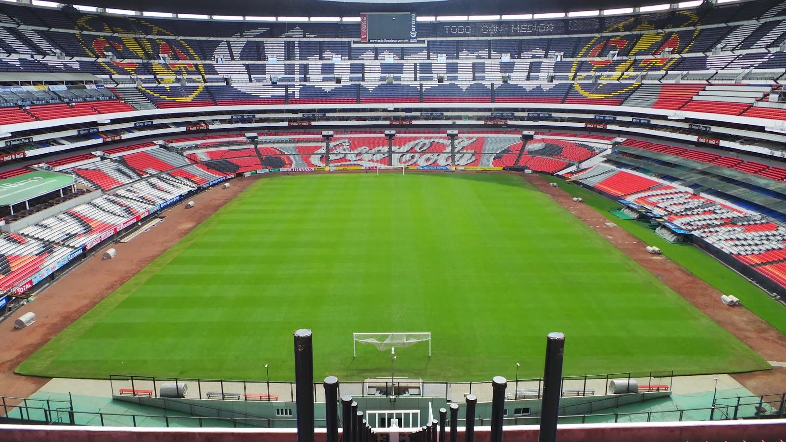 Mewah dan Besar, ini 5 Stadion Sepak Bola Terbesar di Dunia