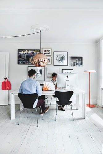 Rom for deg: herlig dansk leilighet med glade fargeinnslag