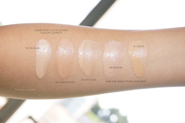The Beauty Look Book Amore Pacific Color Control Cushion