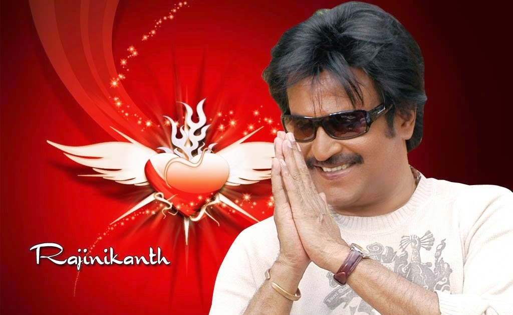 Rajinikanth HD Wallpaper
