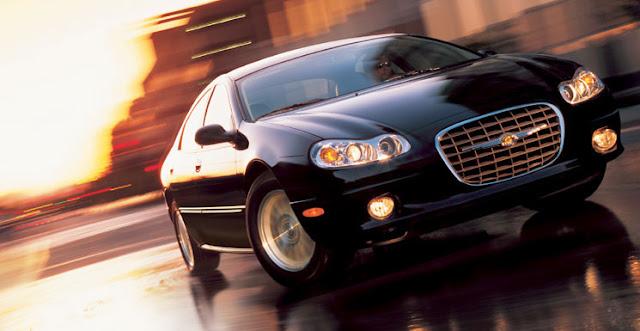 クライスラー・コンコード | Chrysler Concorde(1993-2004)