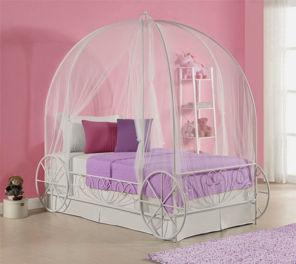 Twin bed canopy frame kit & Curtain Ideas: Twin bed canopy frame kit