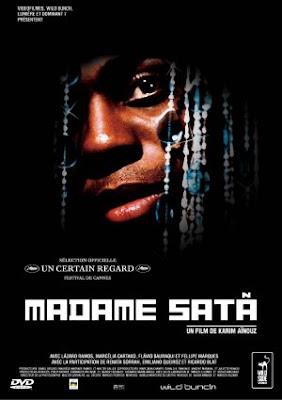 Filme Madame Satã DVDRip RMVB Nacional