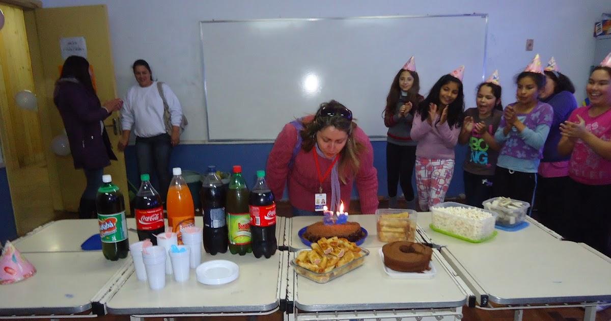 OPPITZ 5º ano A faz festa surpresa para a professora Denise