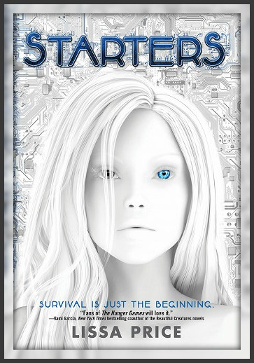 Book Cover Artist Prices : Read my review of starters by lissa price
