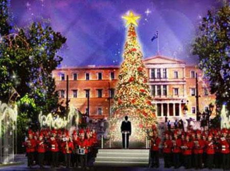 Εκδηλώσεις για τα χριστούγεννα 2011 από