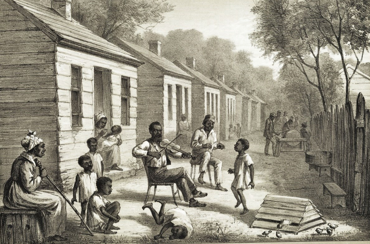 life in the old south before the civil war
