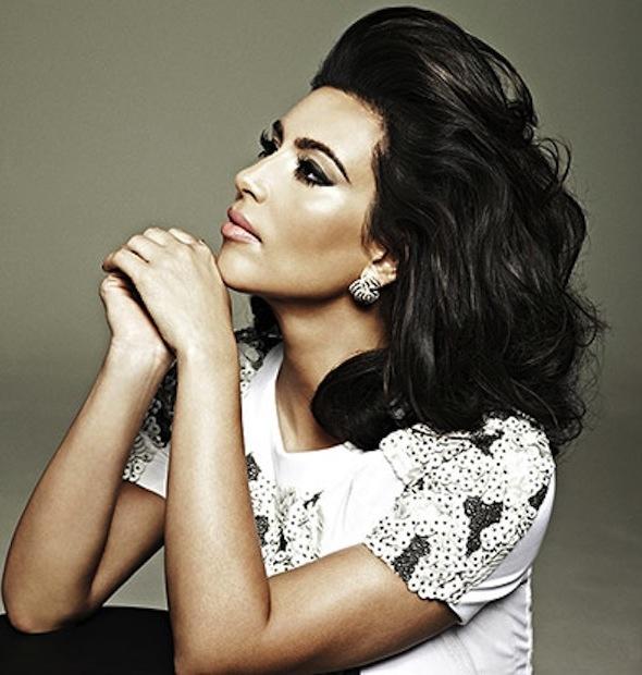Kardashians Photo Shoot Kim Kardashian for Dan...