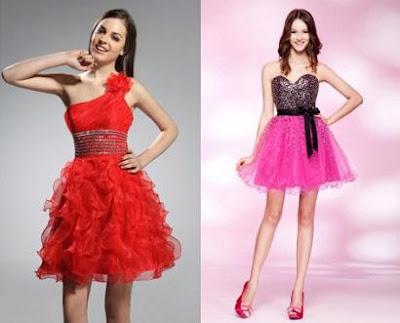 Modelos de Vestidos de Formatura para 2013