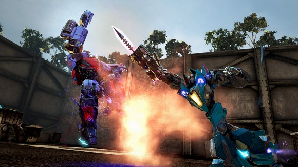 Transformers Rise of the Dark Spark PC Screenshot 2 Transformers Rise of the Dark Spark FLT