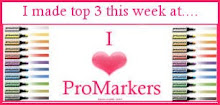 Yeah Top 3 at I Love Promarkers!