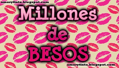 millones de besos
