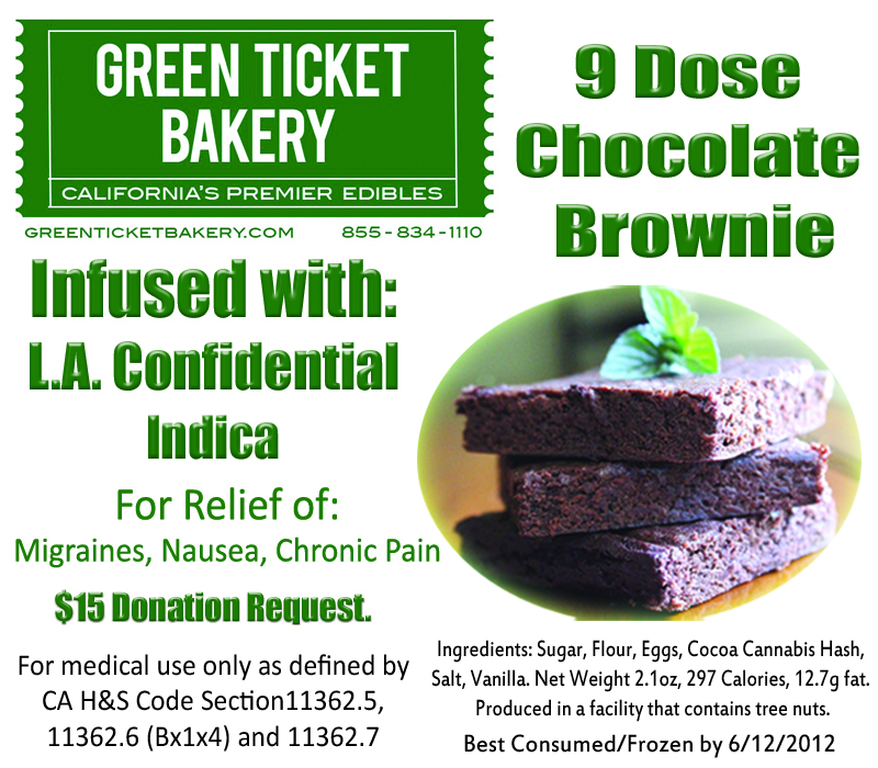Color labels on demand baking medicinal brownies printing labels on demand color label malvernweather Images