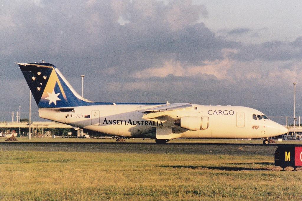 AIR CARGO AUSTRALIA