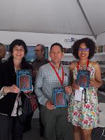 La A.V. Cuatro Caminos-Tetuán visita la 77 feria del libro de madrid