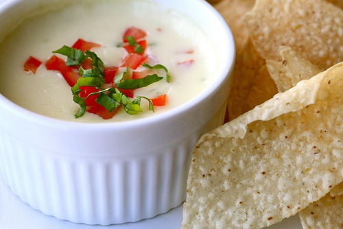 ... selection is another recipe from annie s eats classic queso dip i made