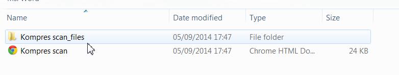 Cara Mengcompress File Hasil Scan Ijazah