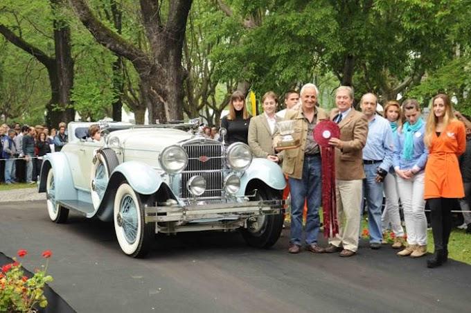 """AutoClásica 2012 premió a los ganadores del """"Best of the Show"""""""