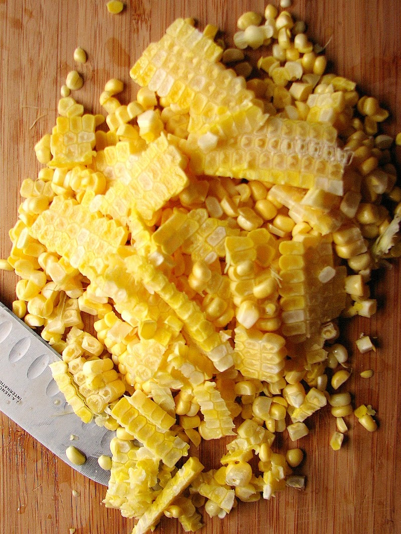 Delectably Mine: Sweet Corn Spoonbread