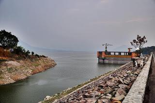Objek Wisata Air Waduk Jatiluhur Purwakarta