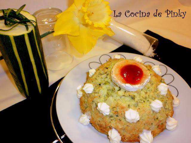 Pastel De Calabacines