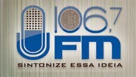 ouvir a Rádio 106.7 FM 106,7 Itajaí SC