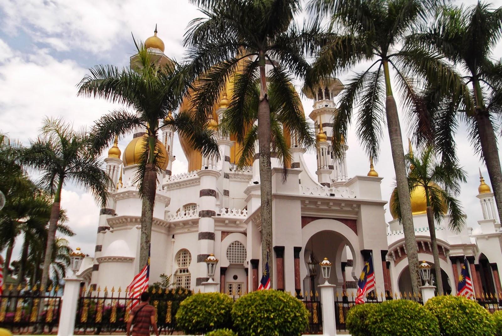 Masjid Ubudiah Bukit Chandan