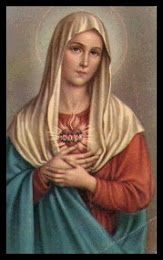 Most Immaculate Heart of Mary