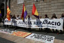 DINOVENA CONCENTRACIÓ VERITAT, JUSTÍCIA I REPARACIÓ