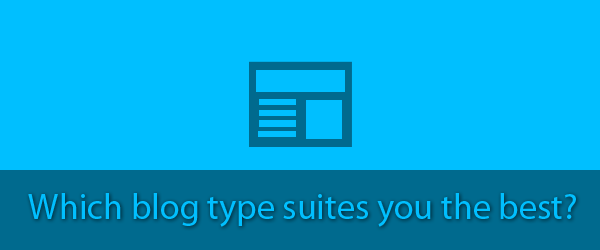 Which blog type suites you the best? [Head to head comparison]