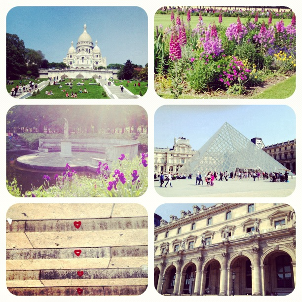Ma Bicyclette: Adventures | A Long Weekend Paris - Sacre-Coeur and Louvre