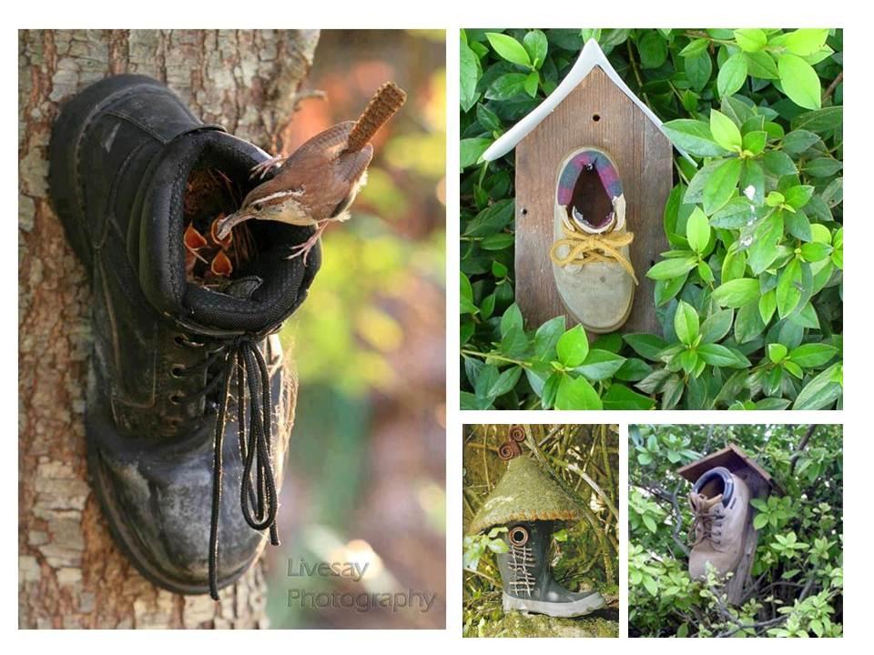 Paisajismo, pueblos y jardines: Ideas creativas de objetos ...