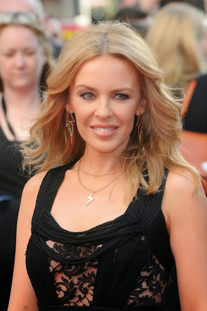 Kylie Minogue – San Andreas Premiere in London