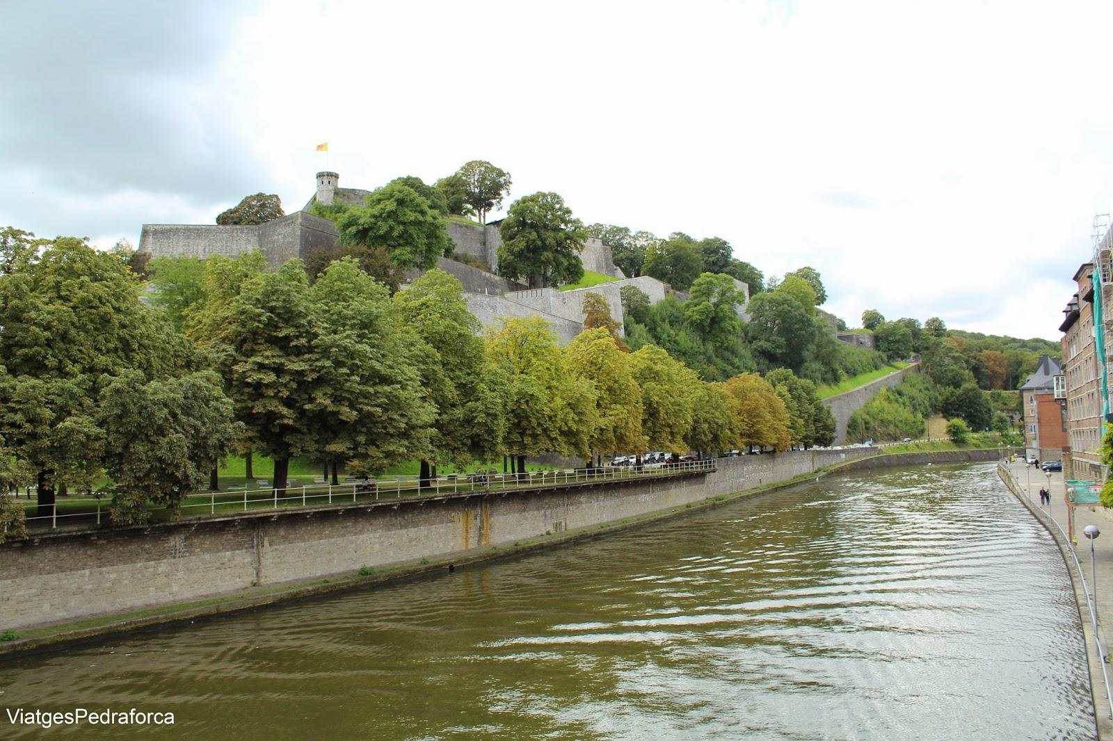 Ciutadella de Namur Valonia Belgica